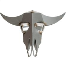 Smokin' Grill Steer Head