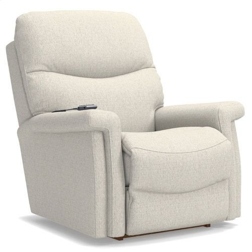 Baylor Power Rocking Recliner w/ Massage & Heat
