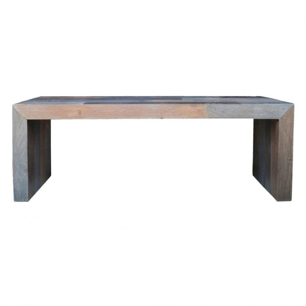 Vintage Bench Large Grey
