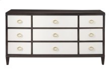 Jet Set Dresser in Caviar (356)