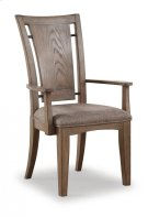 Maximus Arm Dining Chair Product Image
