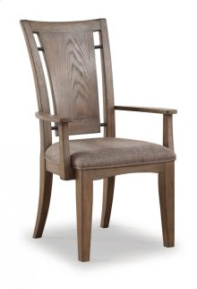 Maximus Arm Dining Chair