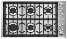 """36"""" Gas Cooktop, Natural Gas **** Floor Model Closeout Price ****"""