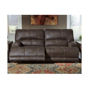 Ashley Furniture SIGNATURE DESIGN BY ASHLEY2 Seat Pwr Rec Sofa Adj Hdrest
