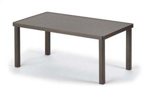"24"" x 42"" Coffee Table"