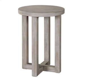 Berkeley Heights Round Chairside Table