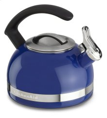 2.0-Quart Stove Top Kettle with C Handle - Doulton Blue