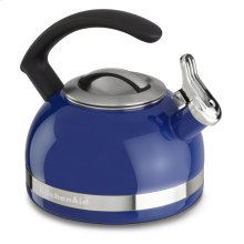 1.9 L Kettle with C Handle and Trim Band - Doulton Blue
