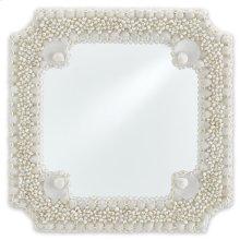 Theodora Square Mirror - 22.75h x 22.75w x 1.75d