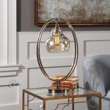 Elliptical Accent Lamp
