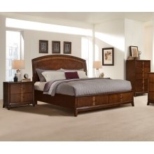 Martinique Storage Bed 6/6 King