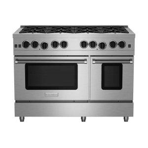 "Bluestar48"" Culinary Series (RCS) Sealed Burner Range"