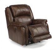 Lorenzo Leather Power Recliner Product Image
