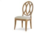 Everyday Dining by Rachael Ray Oval Back Side Chair - Nutmeg