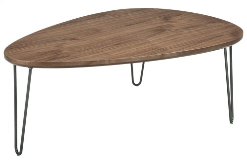 Triangle Cocktail Table