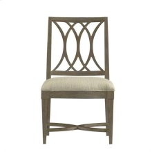 Resort Heritage Coast Side Chair in Deck