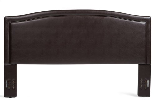 Abbotsford Headboard - Full/Queen, Brown