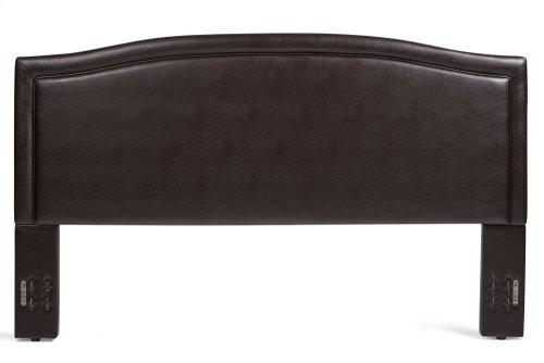 Abbotsford Headboard - Full/Queen, Brown