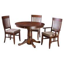 """36-2-12"""" Leaf Pedestal Table"""