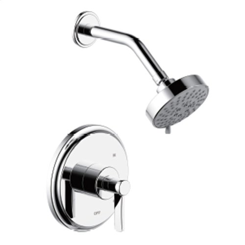 Shower Trim Darby Series 15 Polished Chrome