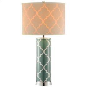 Casablanca Table Lamp