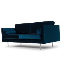 Cyrus Sofa  Midnight Blue