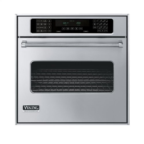 "Stainless Steel 30"" Single Electric Touch Control Premiere Oven - VESO (30"" Wide Single Electric Touch Control Premiere Oven)"