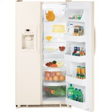 Hotpoint® ENERGY STAR® 22.0 Cu. Ft. Side-By-Side Refrigerator with Dispenser