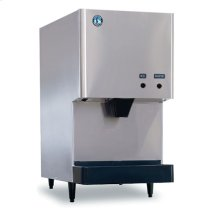 Ice Maker, Air-cooled, Ice and Water Dispenser