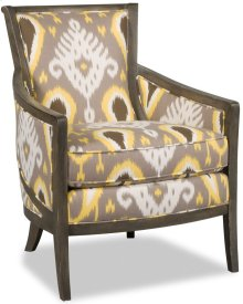 Living Room Kamea Exposed Wood Chair