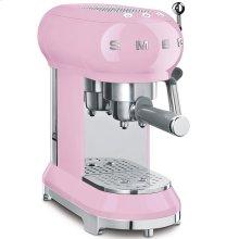 Espresso Coffee Machine Pink