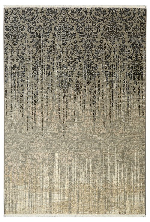 Tiberio Gray Rectangle 5ft 3in x 7ft 10in