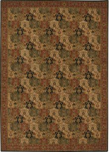 Hard To Find Sizes Grand Parterre Pt04 Multi Rectangle Rug 10' X 14'