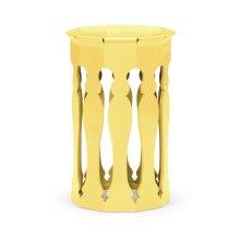 Moorish Lamp Table (Yellow Raincoat)