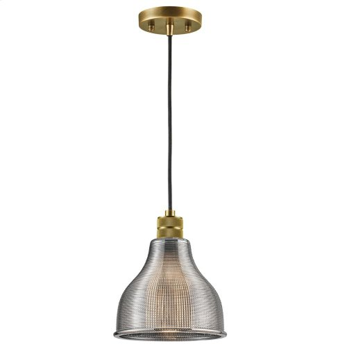 Devin Collection Devin 1 Light Mini Pendant in NBR