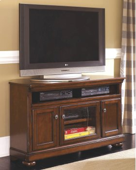 Porter TV Stand w/ Fireplace