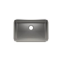 "Classic 003218 - undermount stainless steel Kitchen sink , 27"" × 17"" × 10"""
