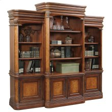 Napa Left Bookcase