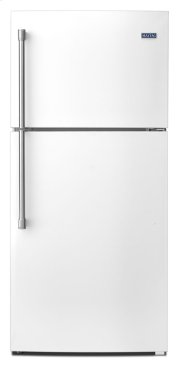 Top-Freezer Refrigerator with Humidity Controlled Crispers