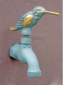 Verdi French Country Hose Bibb Faucets Brass / Hummingbird