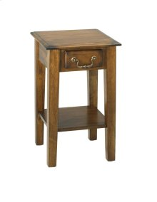 End Table w/ Drawer