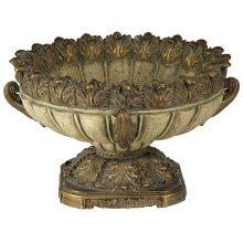 English Vase Alabaster Grand Bowl