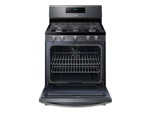 5.8 cu. ft. Gas Range with Convection