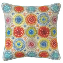 High Jinks Pillow, MULTI, 18X18