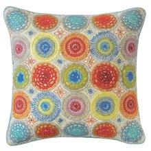 High Jinks Pillow, MULTI, 18X18