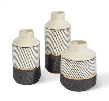 Pascal Bottle Vases