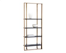 Dalton Bookcase - Black