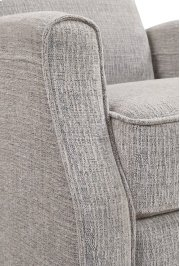 Emerald Home Tabor Swivel Glider Recliner Beige U3299-04-05 Product Image