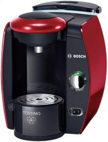 Tassimo Hot Beverage System Red