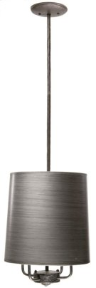 Cedarvale 4 Arm Iron Pendant Lamp Product Image